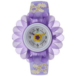 Titan Zoop Analog White Dial Kid's Watch - 4005PP02