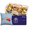 Lifestyle Gift Card with Ferrero Rocher