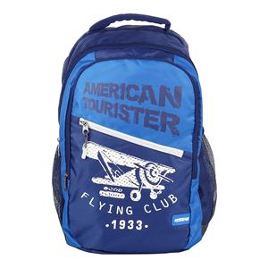 American Tourister Backpack Tango 02 2017 (Navy Blue)