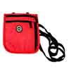 Viaggi Travel Neck Pouch - Red
