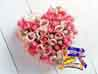 35 Roses Heart Arrangement and Chocolates